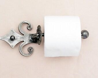 Wrought iron Toilet roll holder