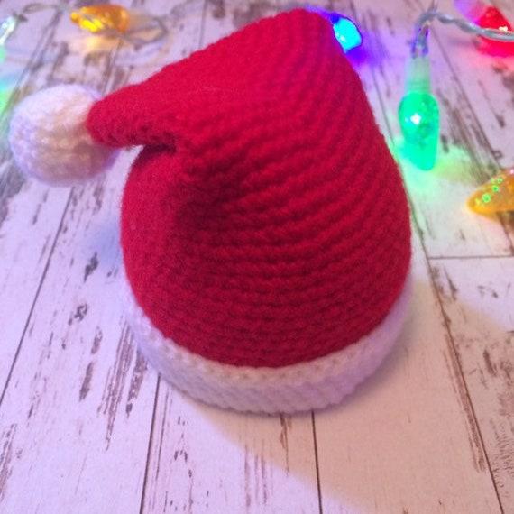 crochet PDF pattern Santa hat chocolate orange cover  c9da95d6e7a