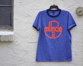 Retro Muncie (blue) / T-Shirt