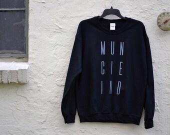 Muncie, Ind. / Crewneck Sweatshirt
