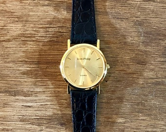 FREE WORLDWIDE SHIPPING - Vintage Jean-Philip Quartz watch from 1990s