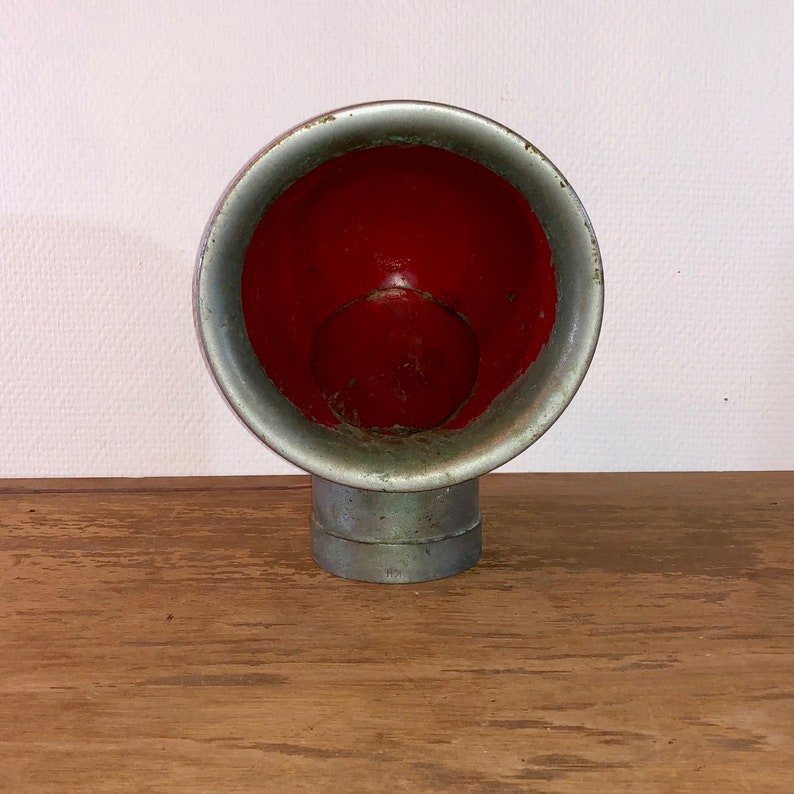Vintage mid century cowl head vent from an old vessel in image 0