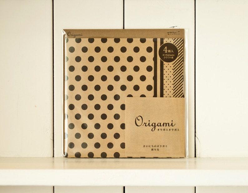 Origami kit Set of origami paper Japan origami Origami image 0