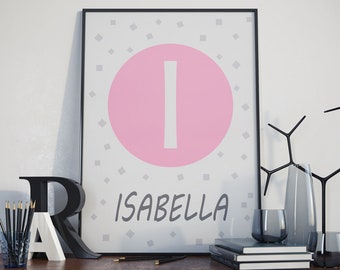 676d86c8f028 Isabella Printable Poster