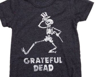 1e1037b267f8 Grateful Dead Dancing Skeleton Black Soft unisex T Shirt Dead and Company