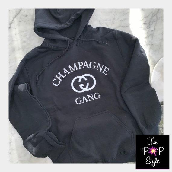 Champagne Gang Hoodie, Brunch Shirt , Bachelorette Party Shirt