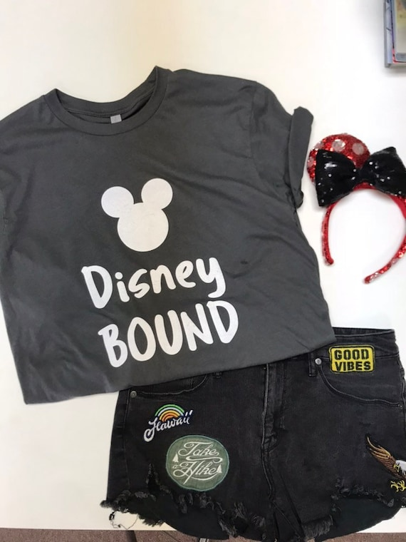 Disney Bound Trip T Shirt perfect for Disney Land or DisneybWorld Family trip or Group Trip for all Disney Fans