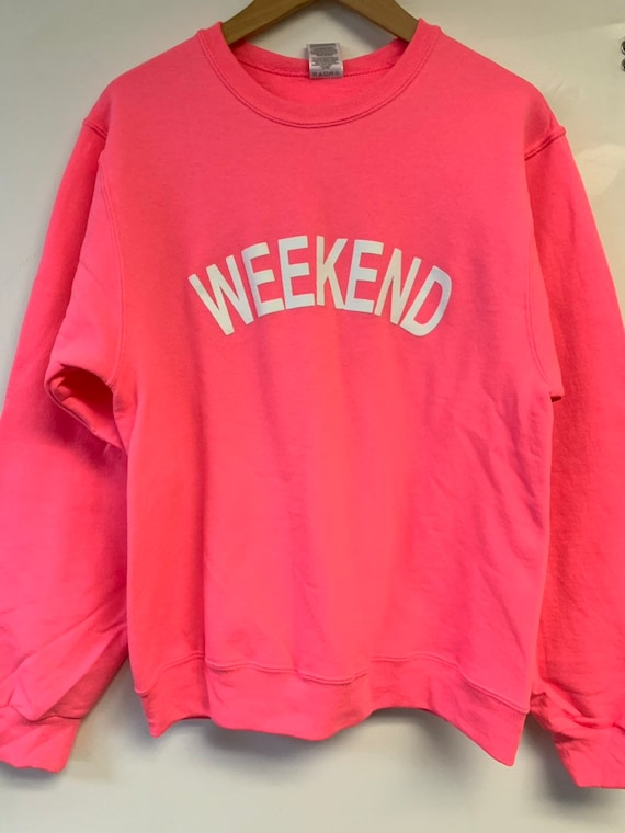 Weekend Ready Pullover Sweatshirt Unisex fit