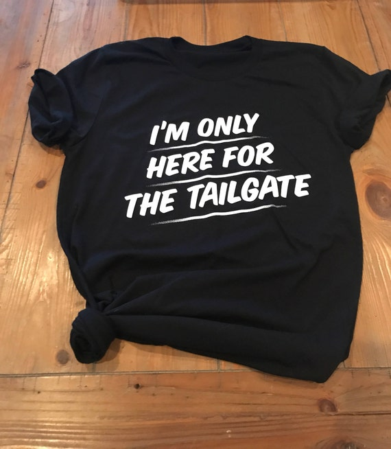Tailgate Football T shirts Are Perfect Now that  Football and Barbecue season are Here !