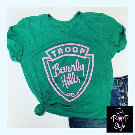 Troop Beverly Hills Shirt , Troop Beverly Hills Movie T shirt , Troop Beverly Hills Movie Shirt