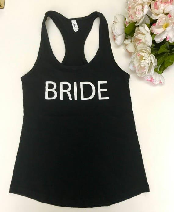 Bride Ladies Tank Top