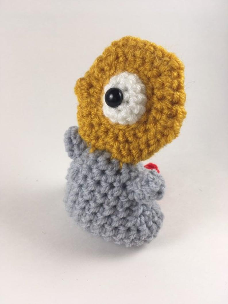 3c602696b007c Made to Order - Meltan plush, Pokemon crochet, Pokemon amigurumi, Video  game gift, video game plush