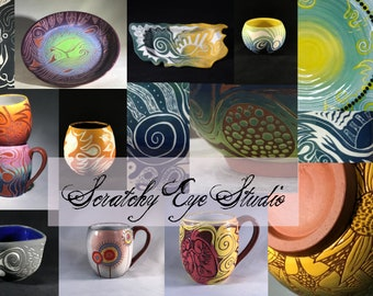 Visit www.scratchyeyestudio.com for work and purchase