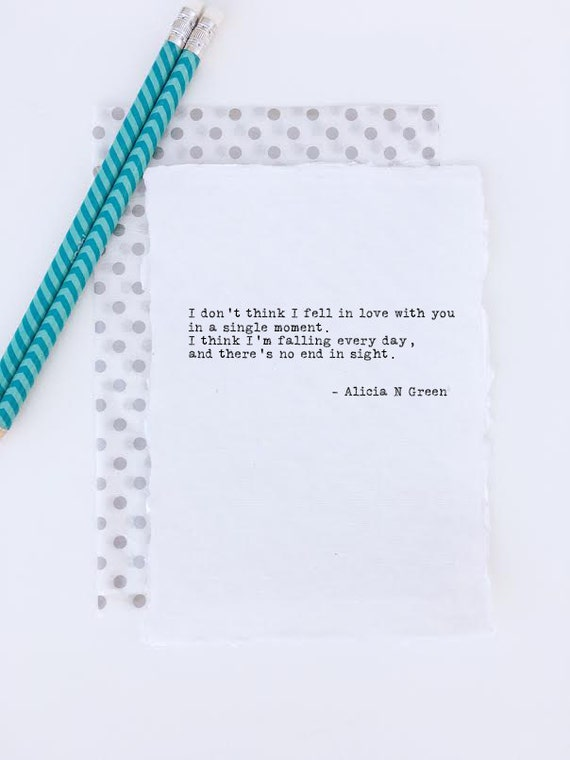Cotton Anniversary Gift For Men 2nd Anniversary Gift For Him I Love You Gift Soulmate Poem Love Poem By Alicia N Green