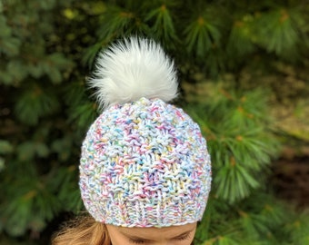 2318949f687 Girl s knit hat