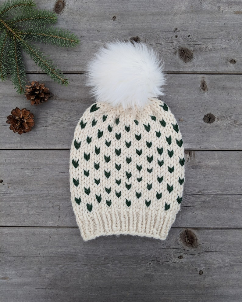 6c132a4a020 READY TO SHIP winter hat for women Chunky knit hat