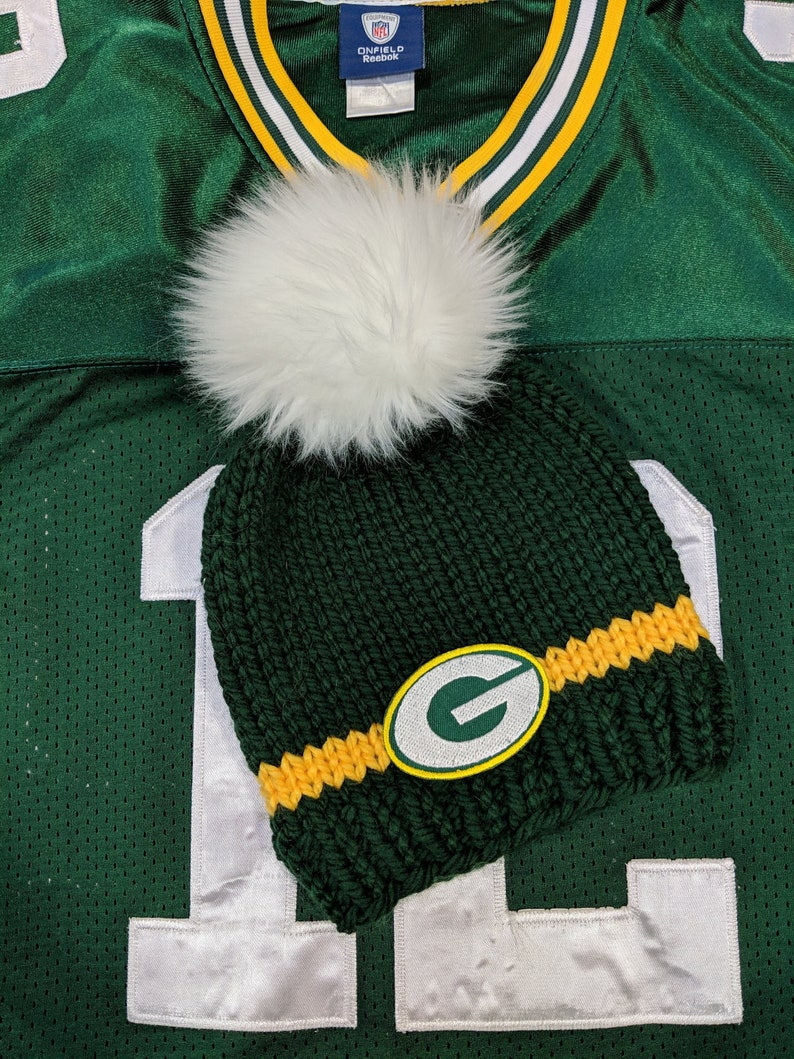 d660dce88a8 Green Bay Packers women s hat packers winter hat