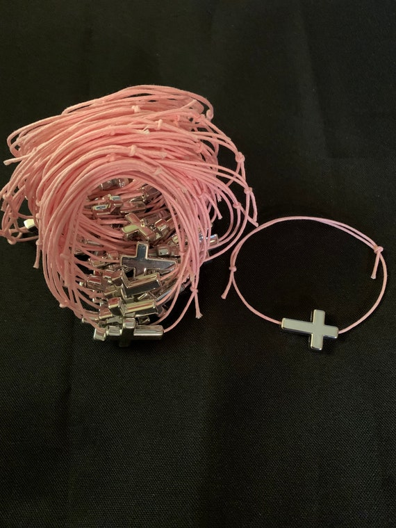 20- Baptism Martyrika bracelets- baptism favors - birthday favors - communion favors - christening favor - anniversary favor
