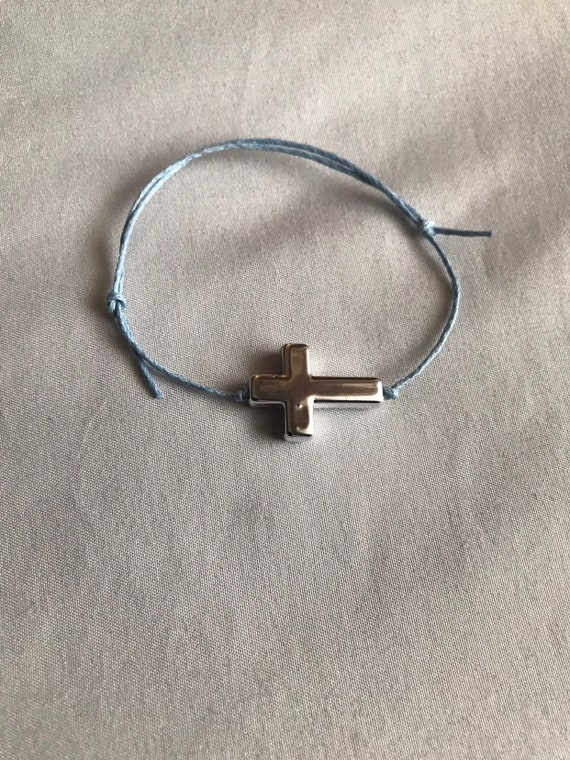 50- Silver Cross Martyrika Bracelets