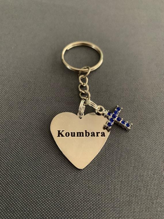Koumbara Key Chain- Maid of Honor