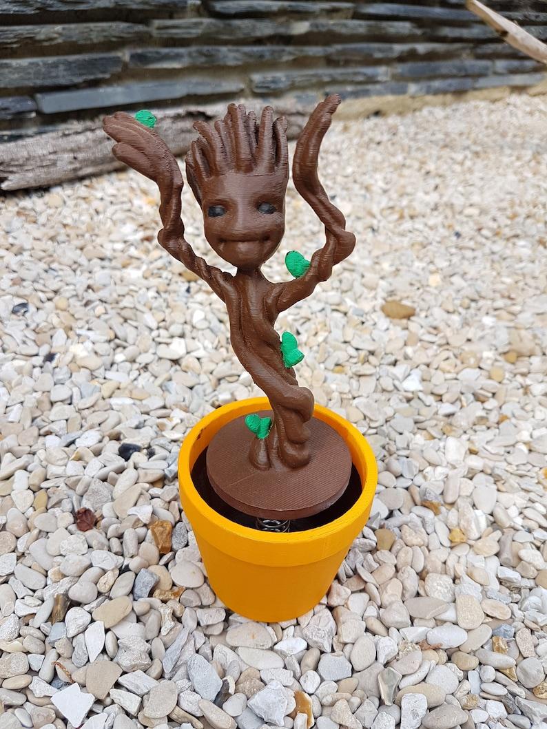 Bobble Head Groot image 0