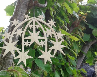 An ornamental Christmas decor for your home and garden