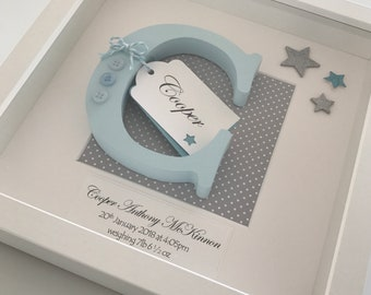 4f9bc9fc3 Personalised baby gift