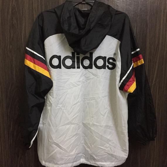 Giacca Vintage Omaggio Degli Adidas Etsy Anni 90 Leggera ' r4Zwr