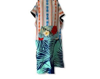 Surfponcho surfcape rug surf swim beach hoodie Size XL
