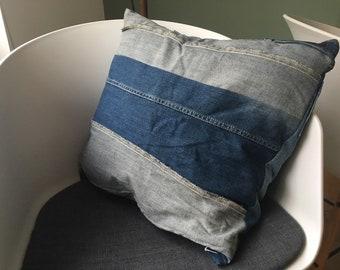 Jeans Denim Cushion