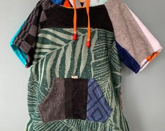 Surf Poncho changing towel bathcape surf cape for Kids