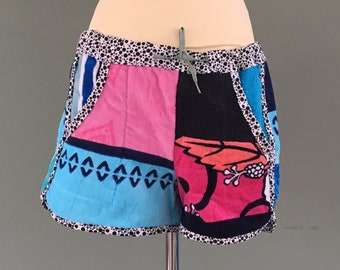 """Happy"" surf shorts"