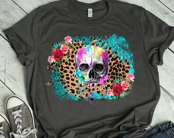 c6e21b856ca Sugar skull shirt
