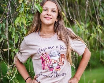Autumn is Here Cute Smiling Acorn Womens T-Shirt