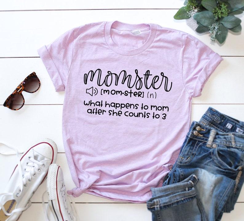 c3dba202 Funny Mom Shirt Cute Mom Shirts Mom Shirt With Sayings | Etsy