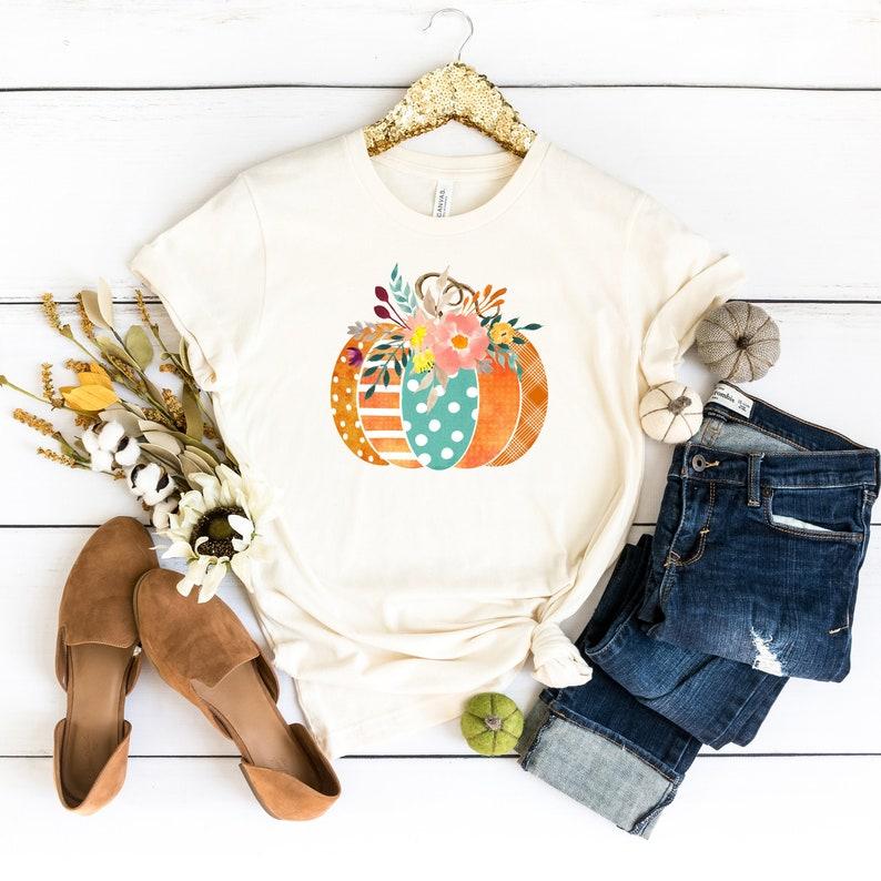 Pumpkin Fall Shirt Masswerks Store