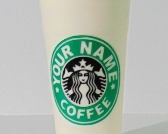 Personalized Starbucks Cup