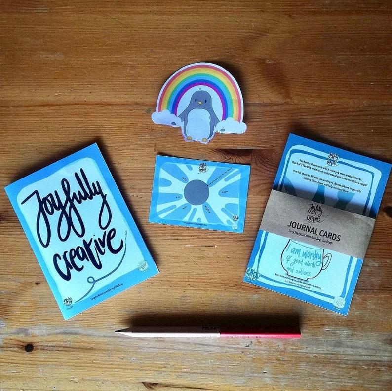 Joyfully Creative  The Joy Filled Cup  monthly kit. image 0