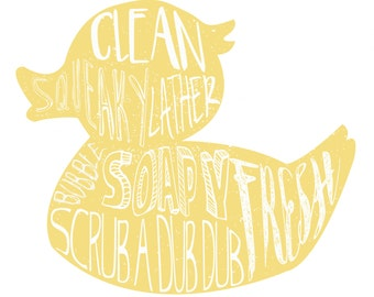 Ducky Bathtime PDF File