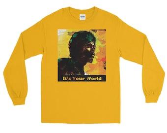 Gil Scott Heron Inspired T-Shirt