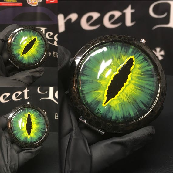 Dragon Eye compact mirror