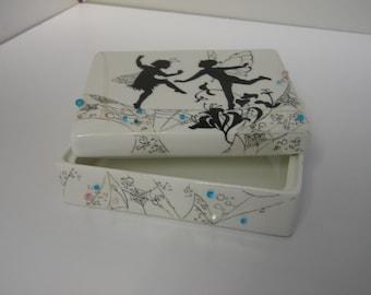 Enchanted Fairy Trinket Box