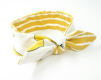 Babies & Minis Knot bow headband-sweet ribbon