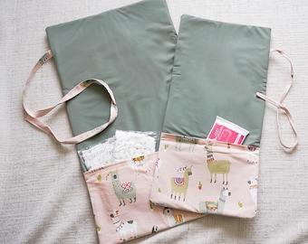 Wickeltaschen