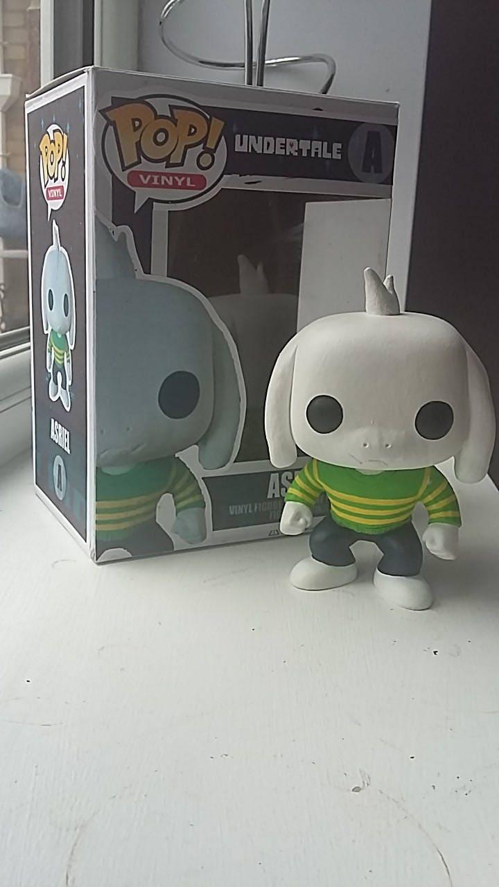 figurine undertale pop
