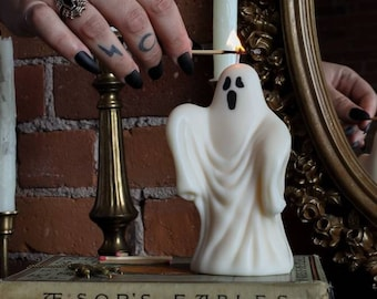 Ghost Candle / Halloween Candles