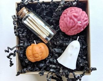 Halloween Gift Box Candles - BOO BOX