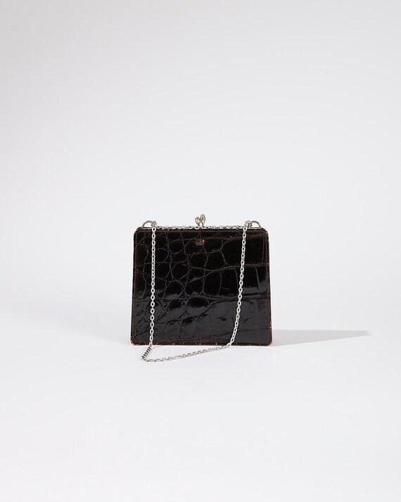 Chain Box Bag