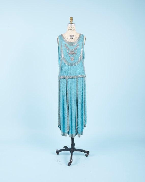 Crystal Flapper Dress