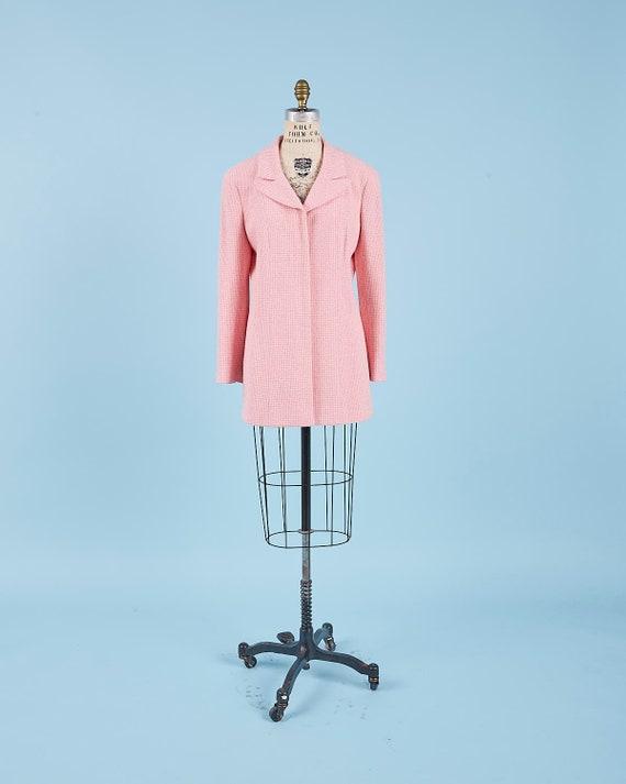 Chanel Pink Coat